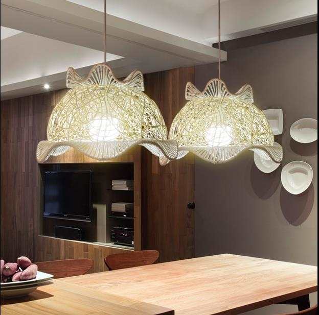 Stunning Wellknown Entrance Pendant Lights With Popular Woven Pendant Lamp Buy Cheap Woven Pendant Lamp Lots From (Image 23 of 25)