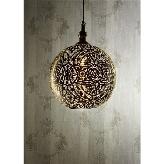 Stunning Wellliked Moroccan Punched Metal Pendant Lights For 193 Best Lighting Images On Pinterest (View 6 of 25)