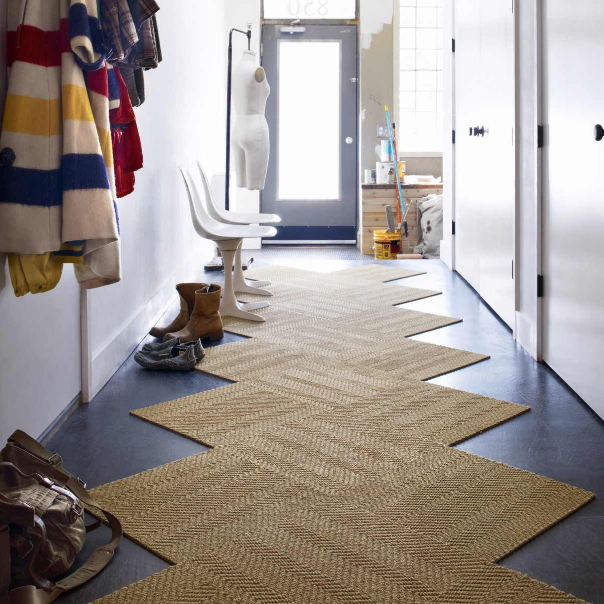 Suit Yourself Within Custom Made Rug Runners (Photo 2 of 15)