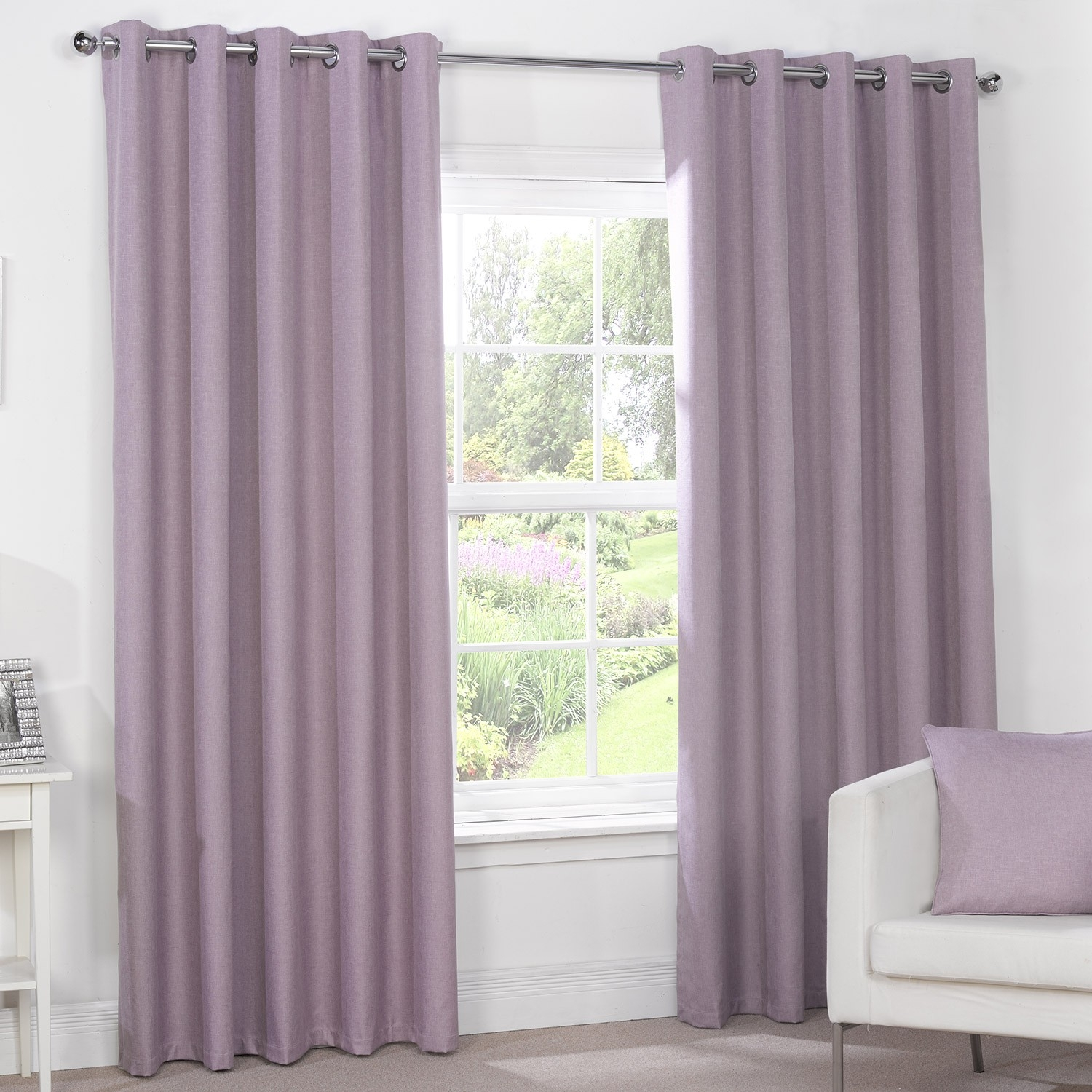 Surprising Photograph Of Unbearablycute Curtains Curtains Wow God Regarding Mauve Sheer Curtains (View 11 of 25)