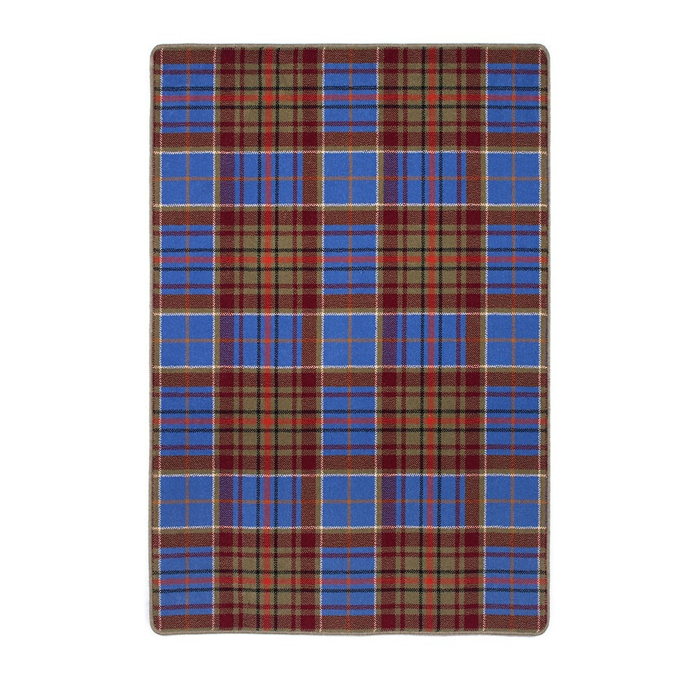 Tartan Carpets And Rugs Stevens And Graham Pertaining To Tartan Rugs (Image 4 of 15)