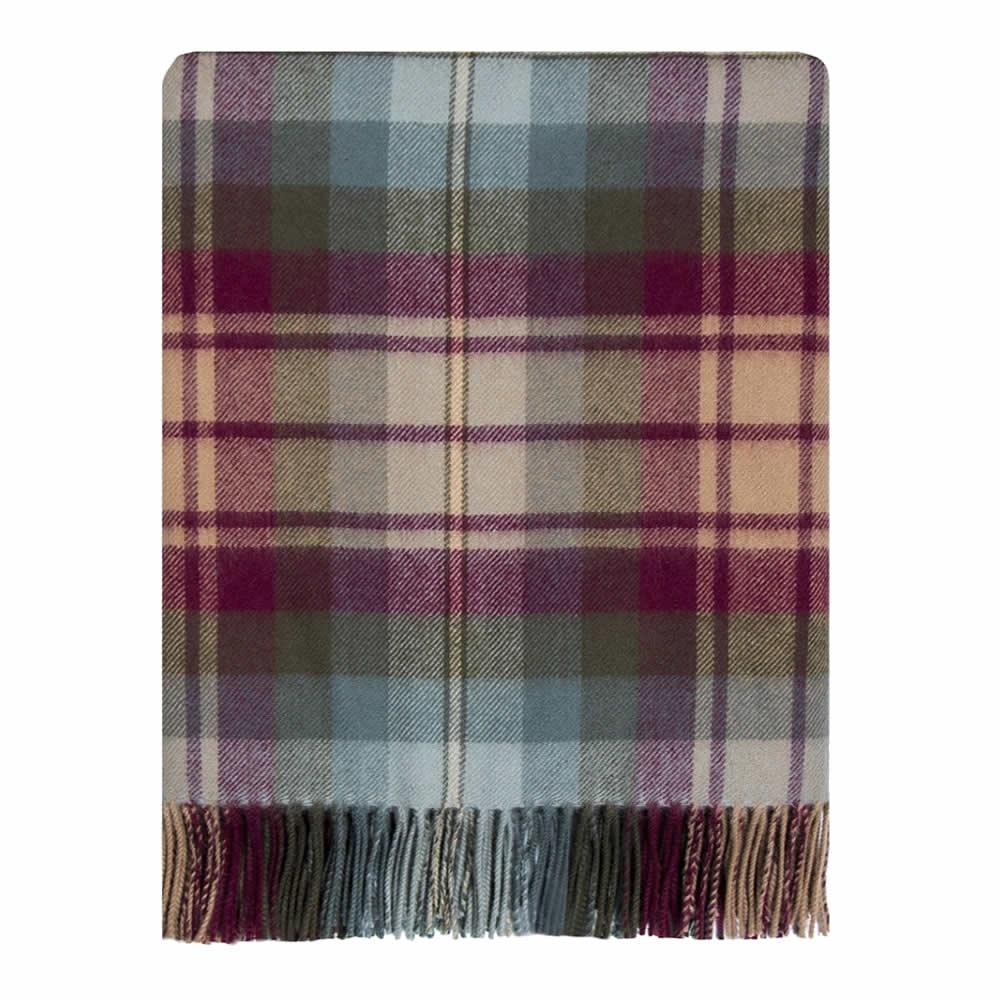 Tartan Rugs And Tartan Blankets Plus Scottish Plaid Throws Pertaining To Tartan Rugs (View 12 of 15)