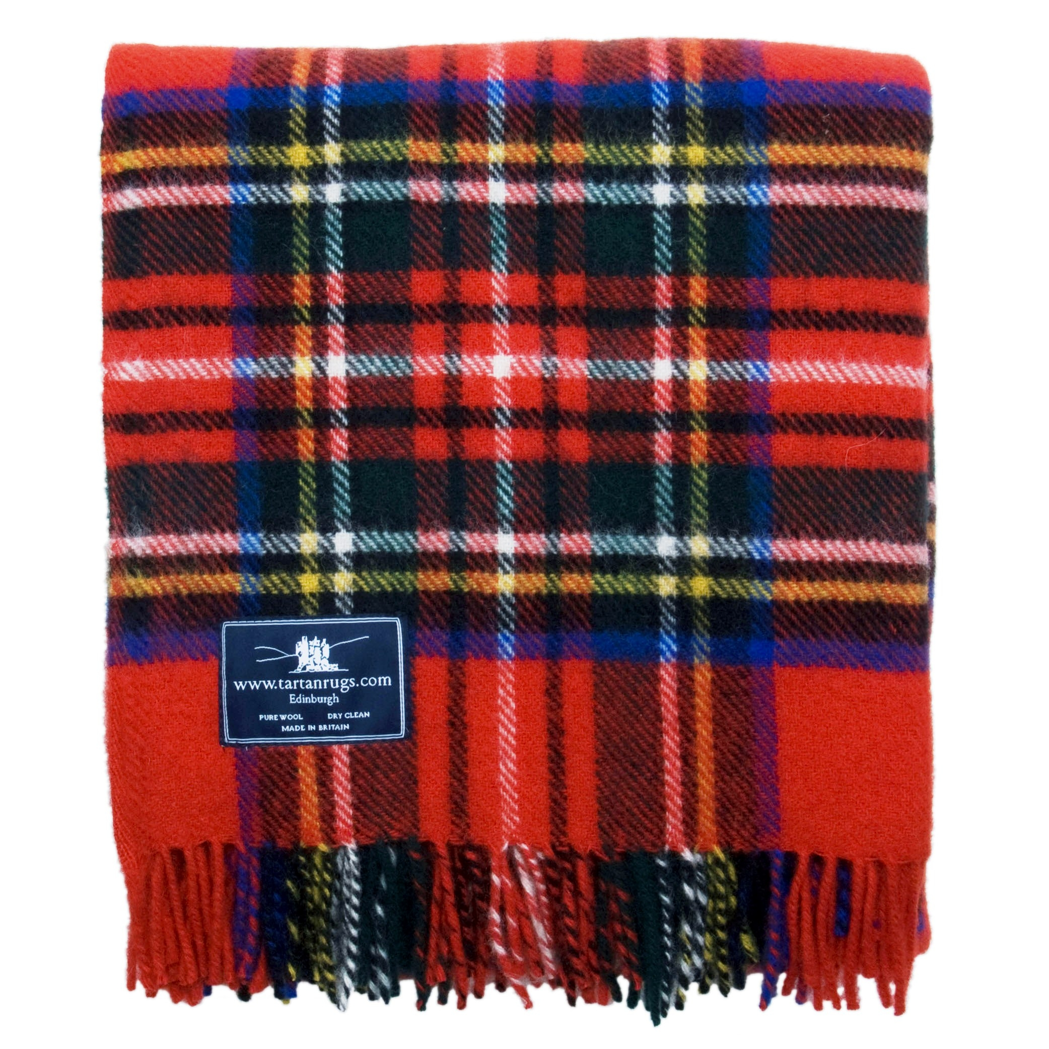 Tartan Wool Rugs Home Decors Collection Within Tartan Rugs (Image 14 of 15)
