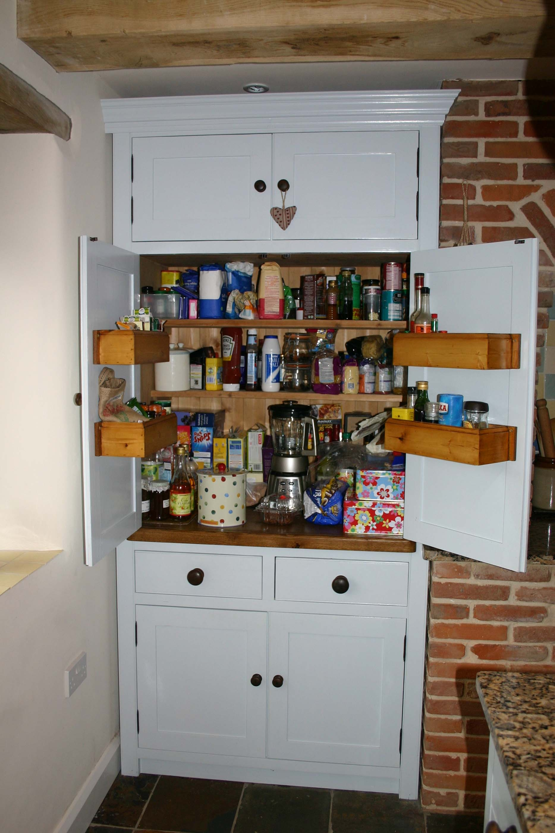 The Ministry Of Pine Antique Pine Furniture And Free Standing With Free Standing Kitchen Larder Cupboards (View 22 of 25)