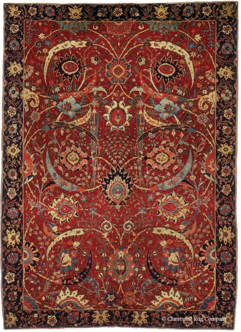The Rug Pyramid A Practical Guide To Determining The Right In Oriental Rugs (Image 15 of 15)