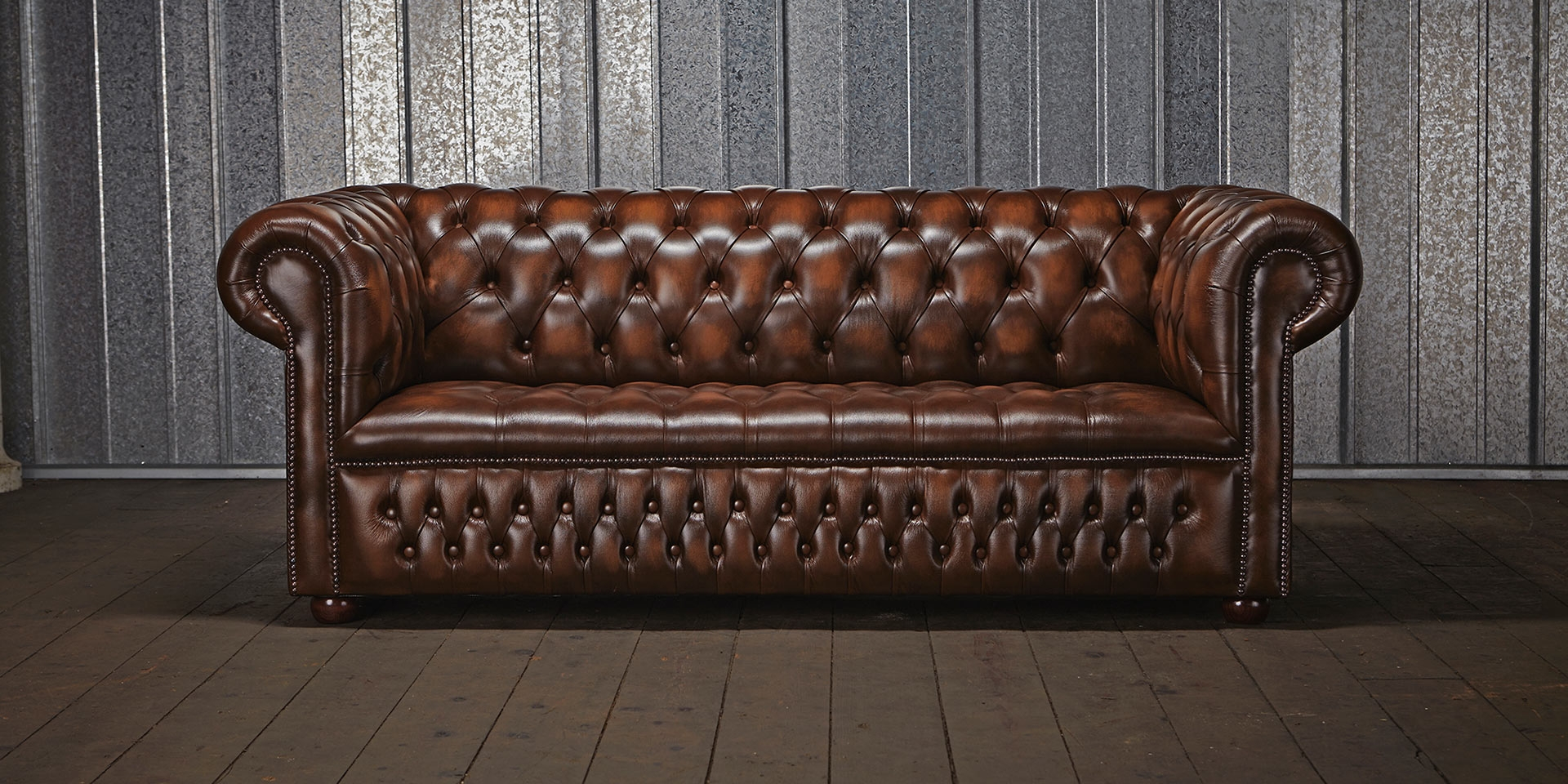 This Image Identifies The Chesterfield Sofa Which Was One The Of With Chesterfield Sofa And Chairs (Image 14 of 15)