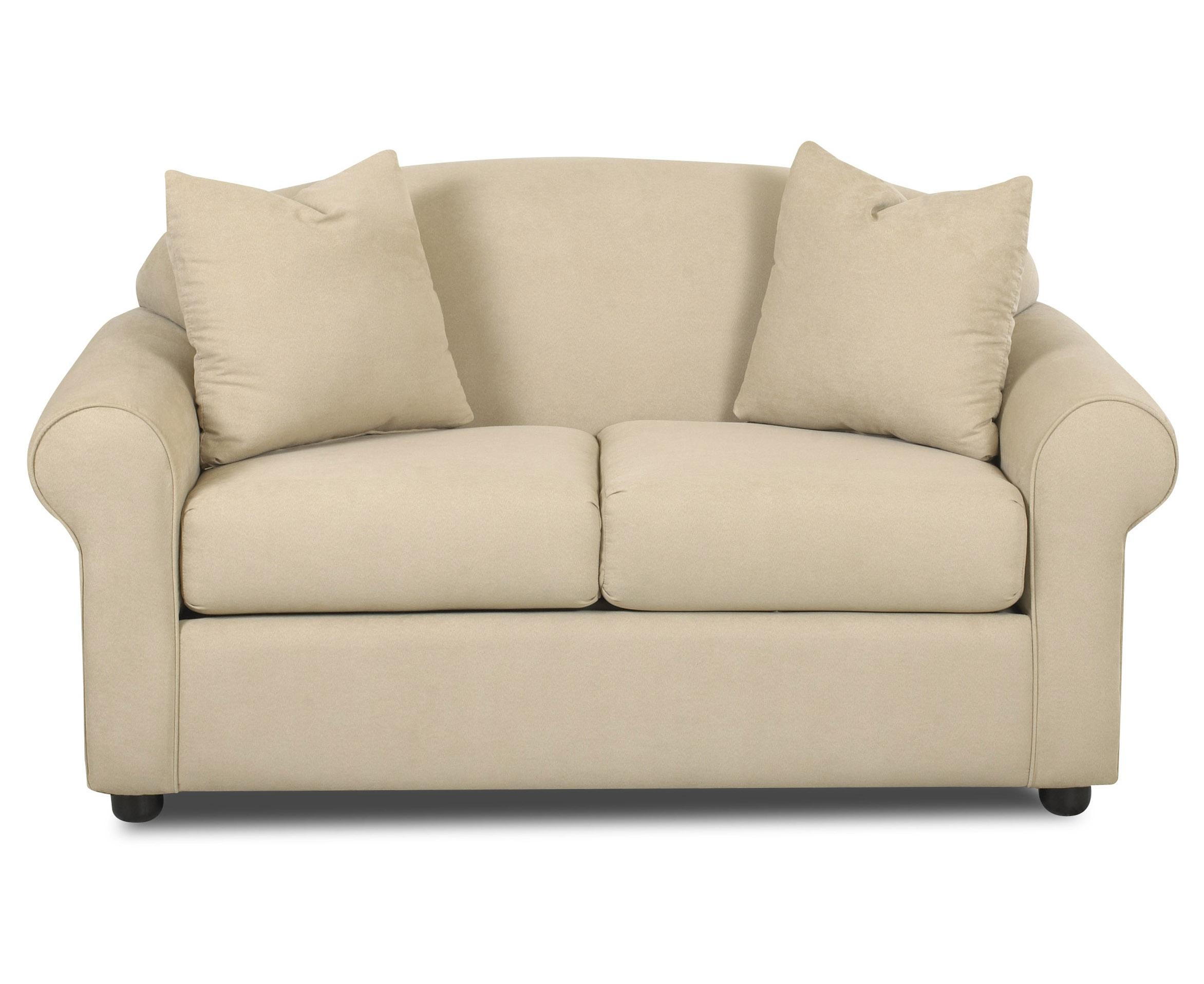 Thomasville Sleeper Sofa Intended For Small Sofas And Chairs (Image 15 of 15)