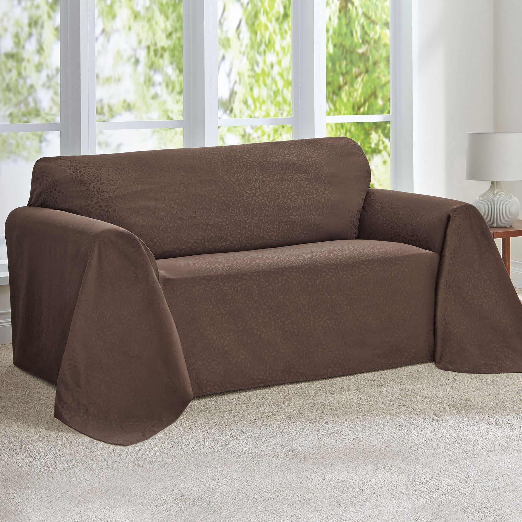 Throw Covers For Sofas And Chairs Ftempo Inspiration With Regard To Covers For Sofas And Chairs (View 8 of 15)