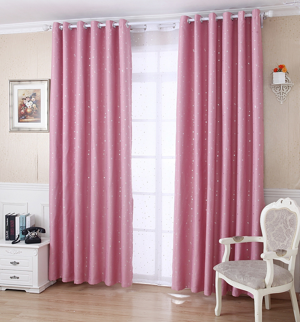 Toddler Bedroom Curtains Inspirations Also Set Childrens Curtain Within Bedroom Curtains For Girls (View 11 of 25)