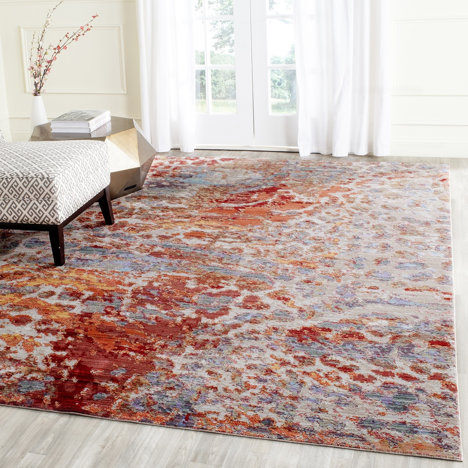 Top 10 Bold Modern Rugs For Modern Rugs (Image 14 of 15)