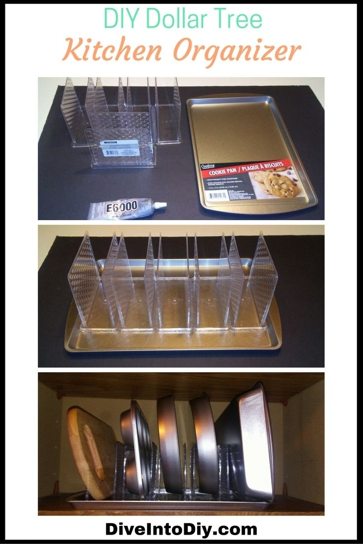 Top 25 Best Cabinet Organizers Ideas On Pinterest Plastic Intended For Cupboard Organizers (Image 24 of 25)