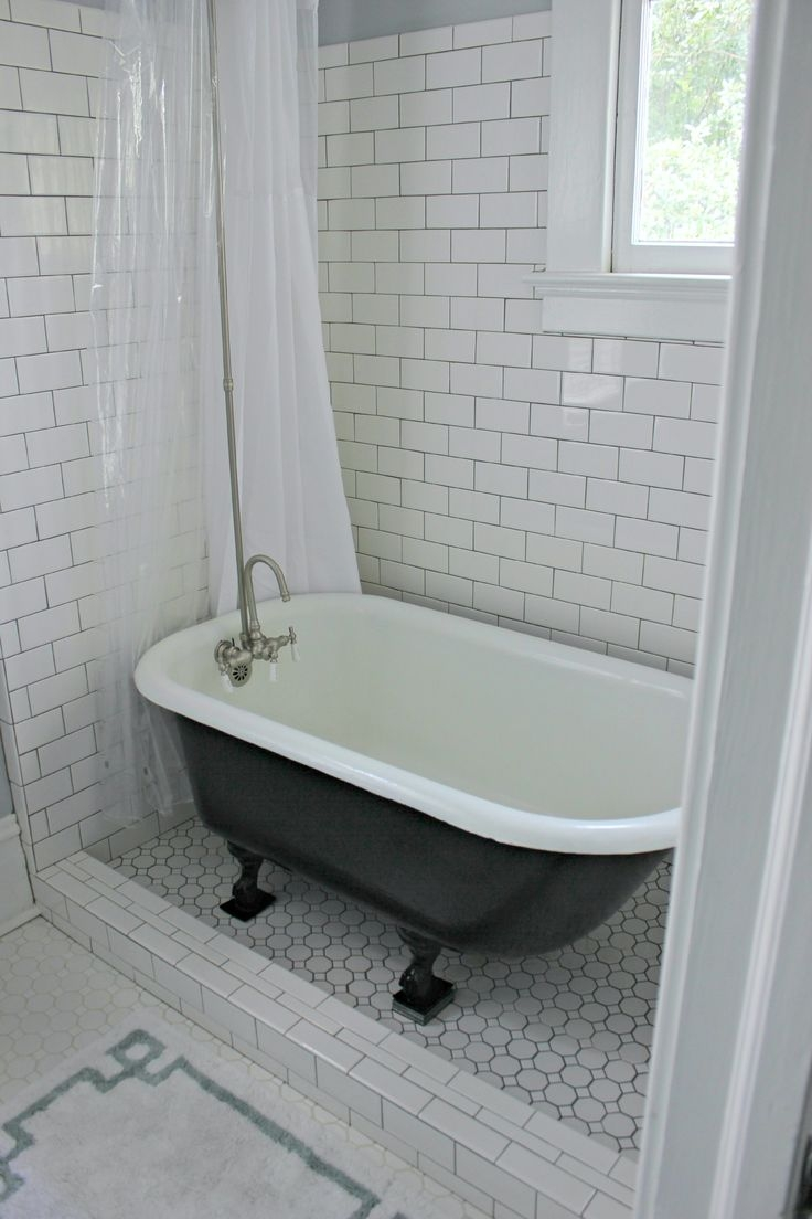 Top 25 Best Clawfoot Tub Shower Ideas On Pinterest Clawfoot Tub Inside Shower Curtains For Clawfoot Tubs (Image 23 of 25)