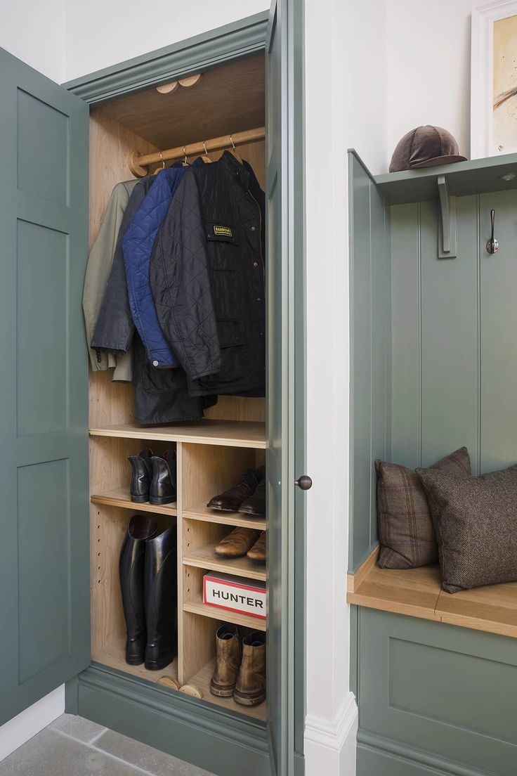 Top 25 Best Hall Cupboard Ideas On Pinterest Built In Cupboards With Regard To Hallway Cupboard Doors (Image 22 of 25)