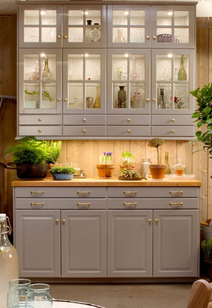 Top 25 Best Ikea Kitchen Cabinets Ideas On Pinterest Ikea Throughout Kitchen Cupboards (View 24 of 25)