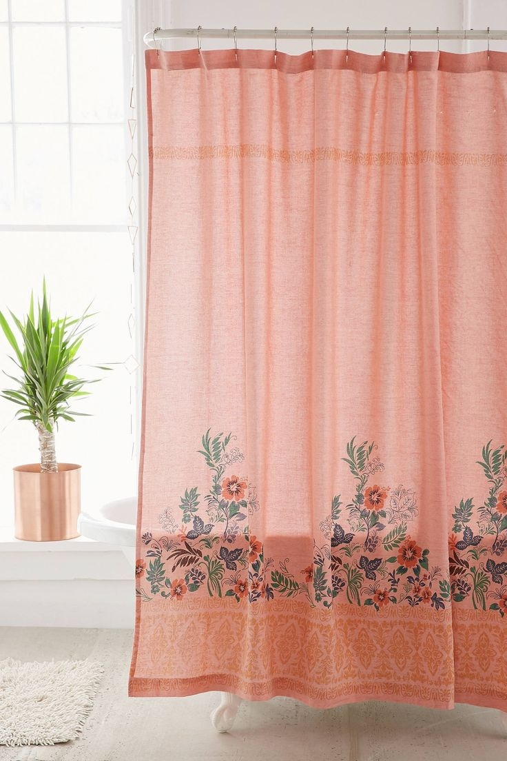 Top 25 Best Peach Curtains Ideas On Pinterest Peach Nursery For Peach Colored Curtains (Image 23 of 25)