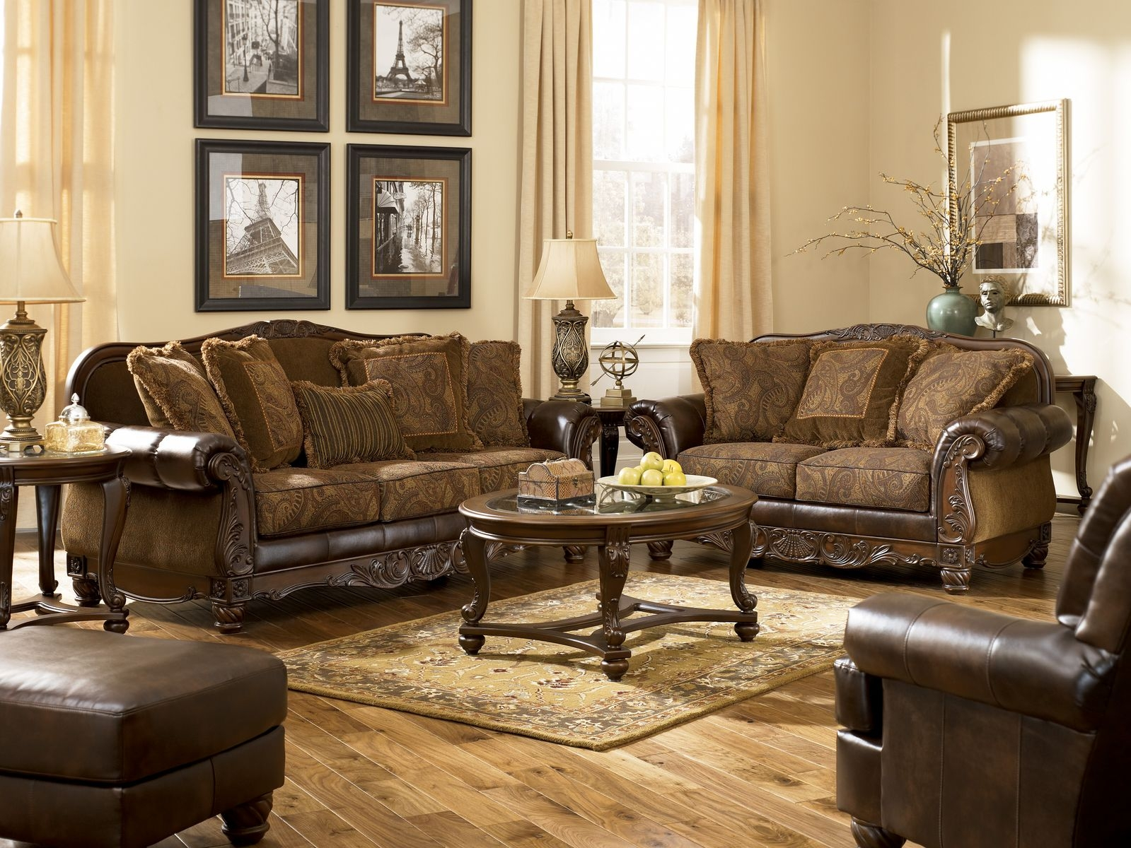 Traditional Leather Sofas And Chairs Sofa Menzilperde Pertaining To Traditional Leather Couch (Image 13 of 15)