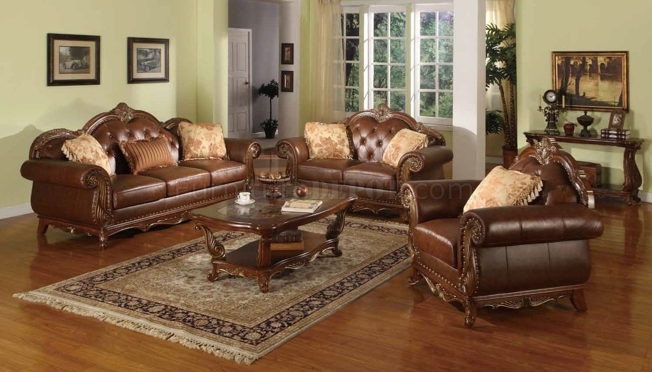 Traditional Leather Sofas And Chairs Sofa Menzilperde Pertaining To Traditional Sofas And Chairs (Image 11 of 15)