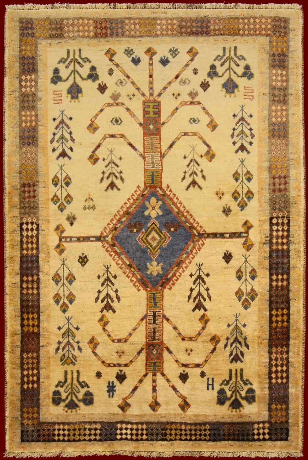 Traditional Rug Patterned Wool Rectangular 141306140945 Inside Traditional Carpets (Image 14 of 15)