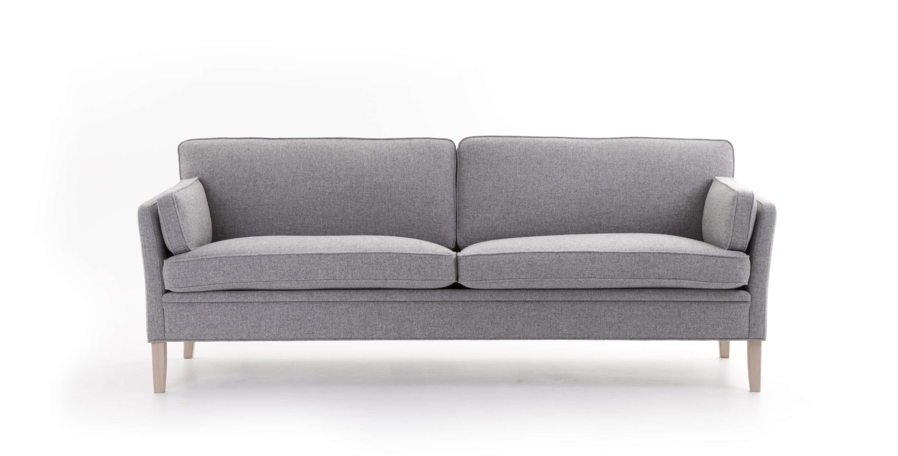 Traditional Sofa Fabric 2 Seater With Removable Cover In Sofas With Removable Covers (Image 15 of 15)