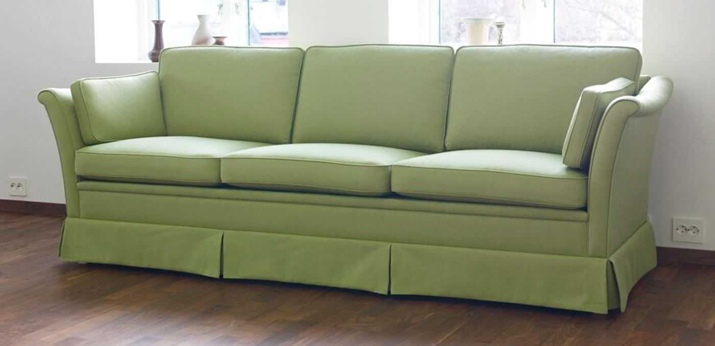Traditional Sofa Fabric 3 Seater With Removable Cover With Sofa With Washable Covers (Image 15 of 15)