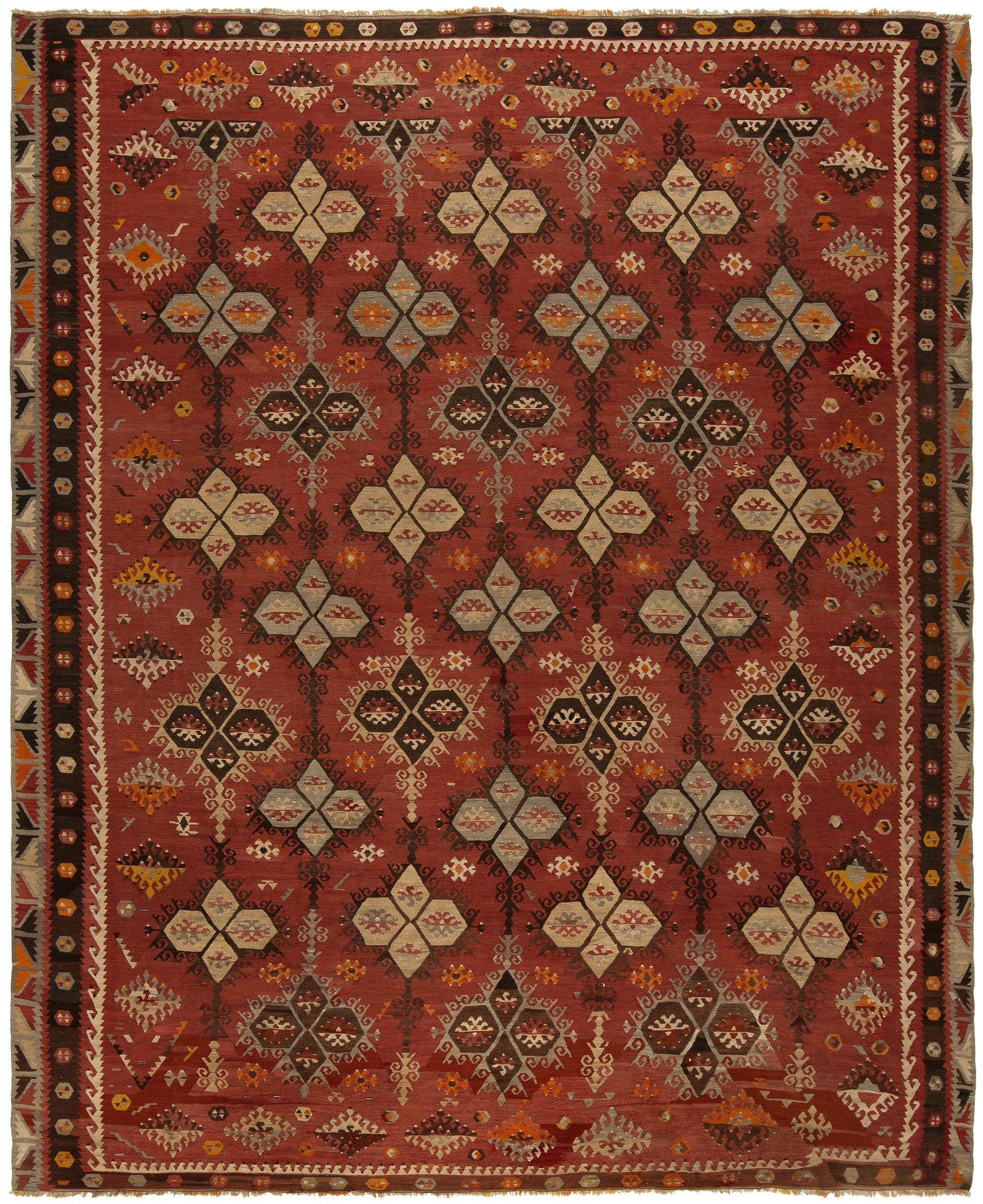 Turkish Kilim Rug Bb5429 Doris Leslie Blau In Turkish Kilim Rugs (Image 13 of 15)