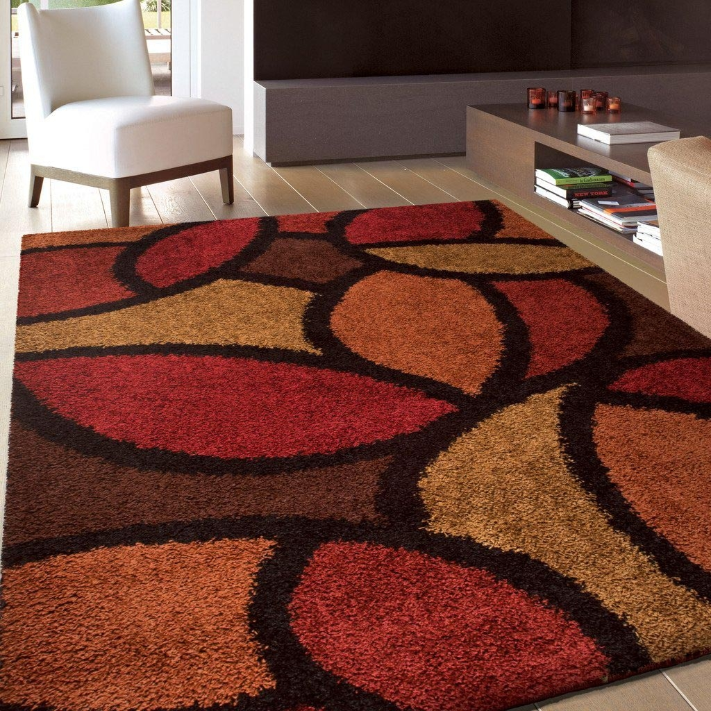 Featured Image of Orange Floor Rugs