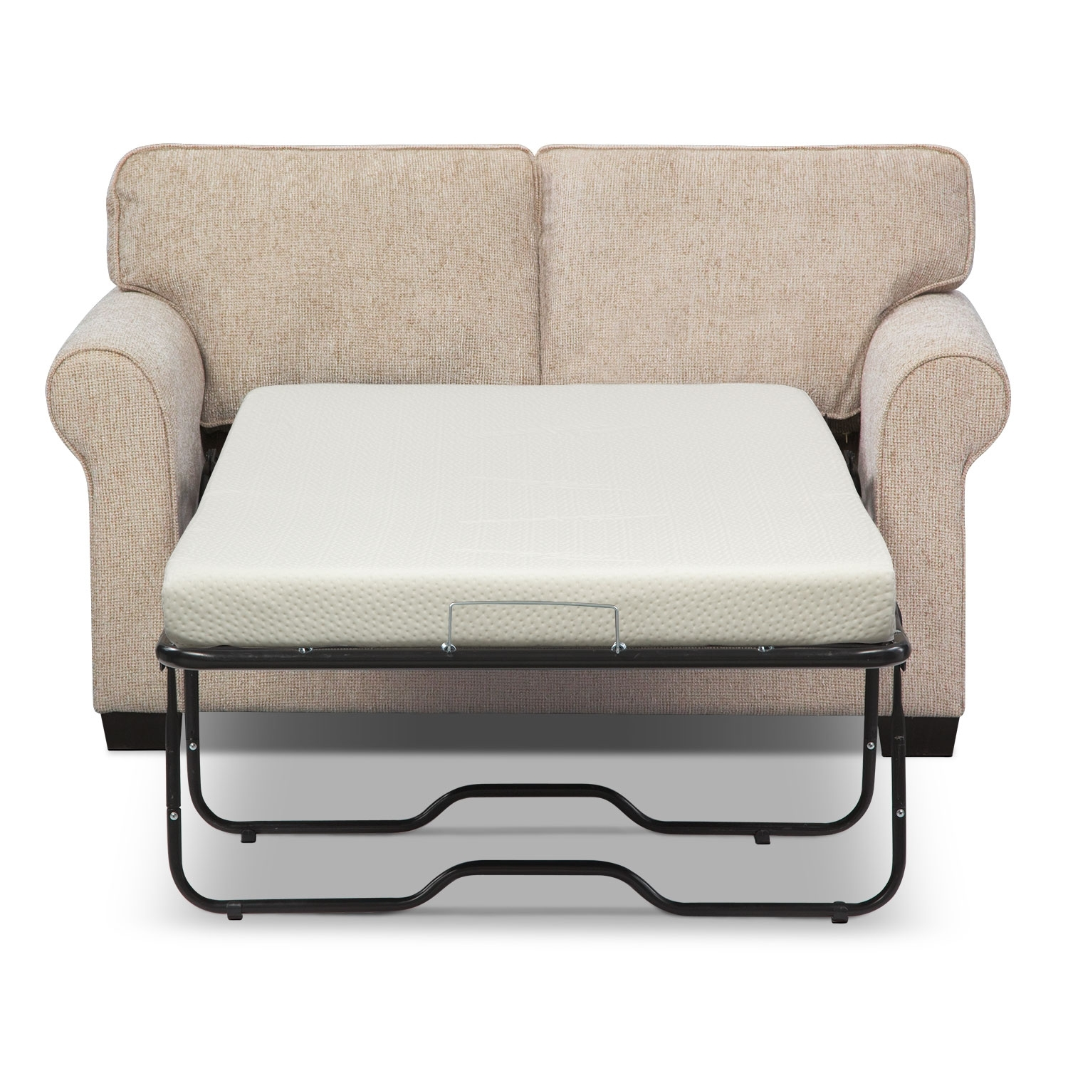 Twin Size Studio Sleeper Chair Home Chair Designs With Regard To Twin Sofa Chairs (Image 15 of 15)