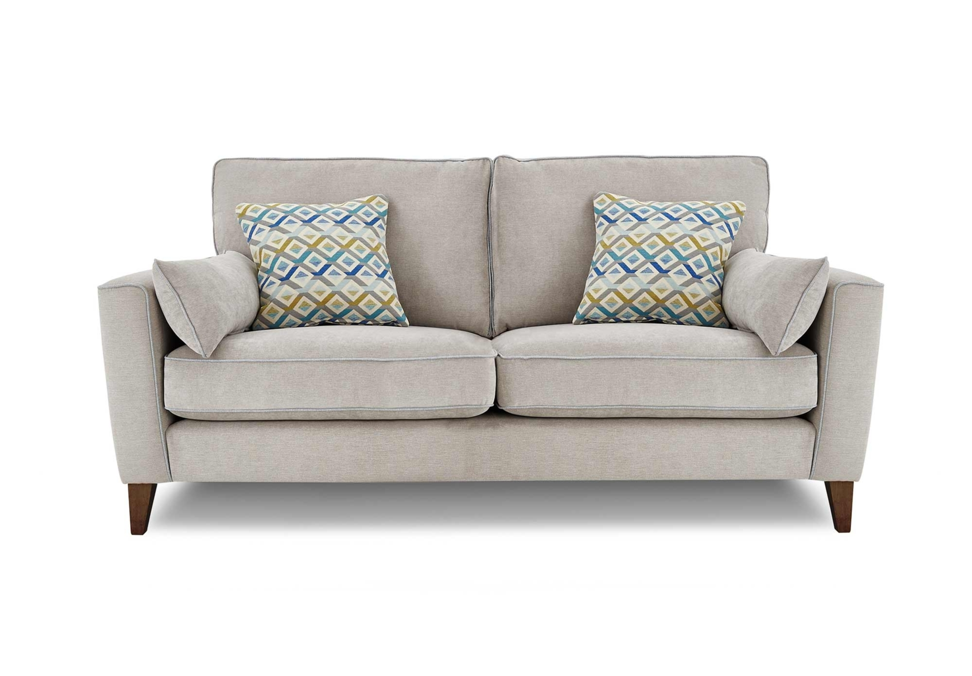 Two Seater Sofa Silfre Inside 2 Seat Sofa On Sale With Regard To In Two Seater Sofas (Image 14 of 15)