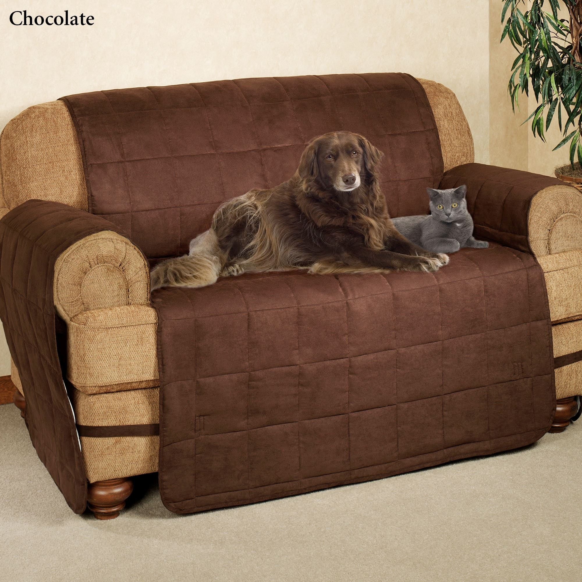 Ultimate Pet Furniture Protectors With Straps In Sofas For Dogs (Image 15 of 15)