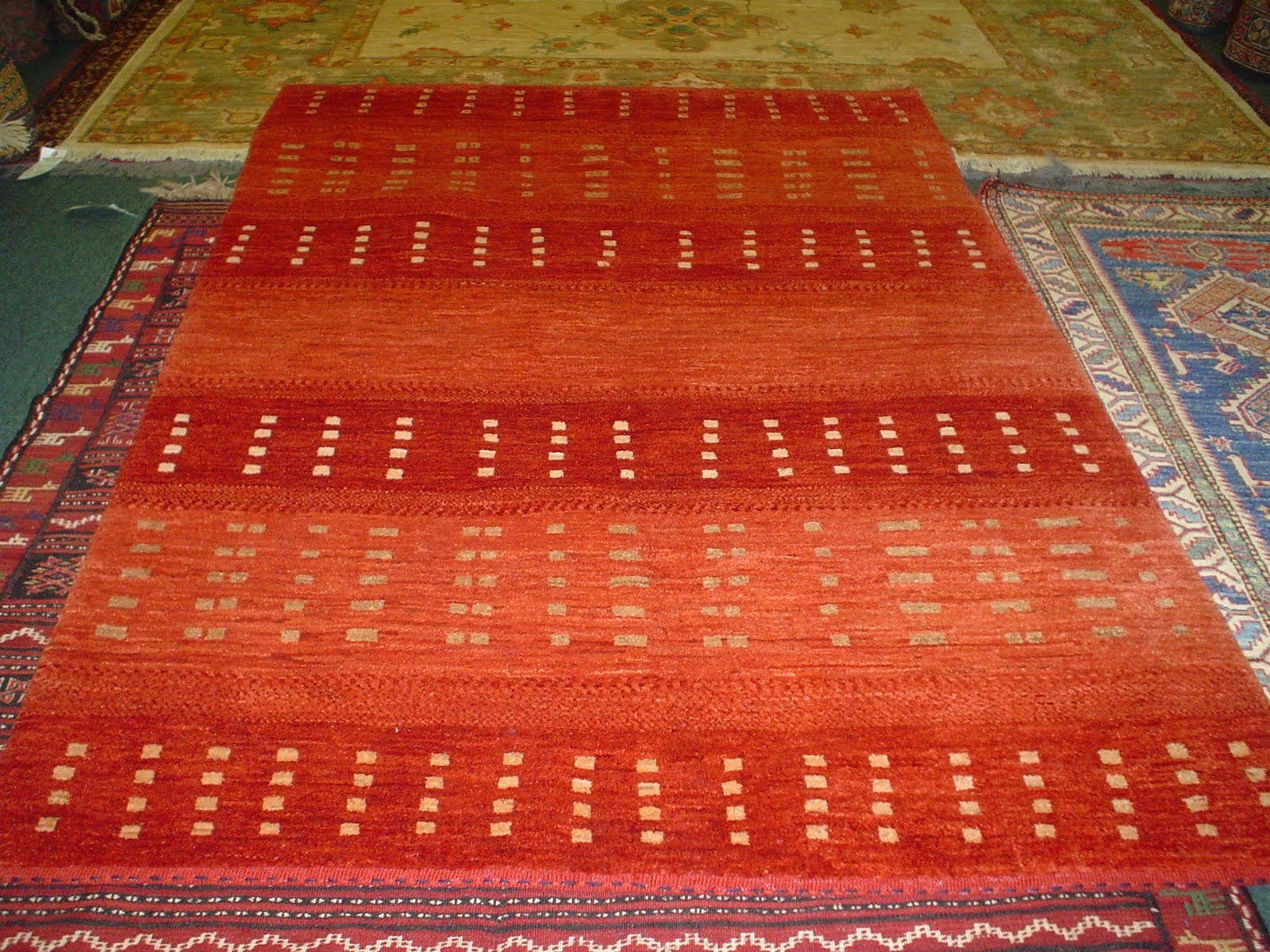 Undercoverruglover Gabbeh Rugs At My Sebastopol Ca Gallery In Gabbeh Rugs (Image 11 of 15)