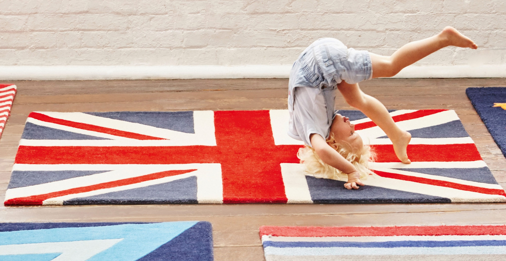 Union Jack Rug Gltc Regarding Union Jack Rugs (Photo 11 of 15)