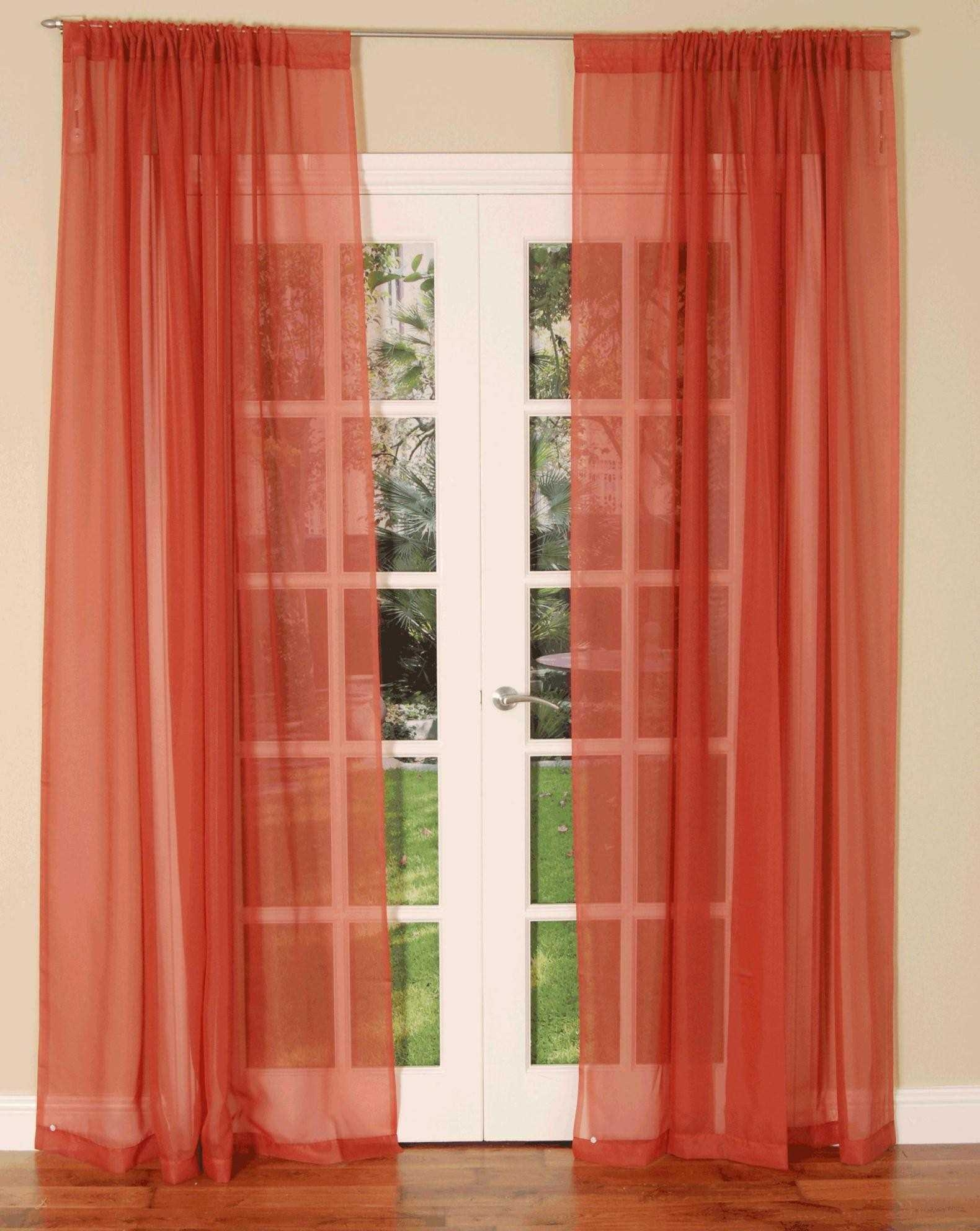 Curtain Peach Colored Curtains 11 Of 25 Photos