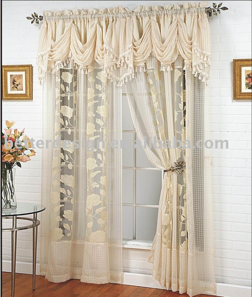 Valance Design Ideas Windows Windows Treatments Valance With Valance Curtain Ideas (Photo 16 of 25)