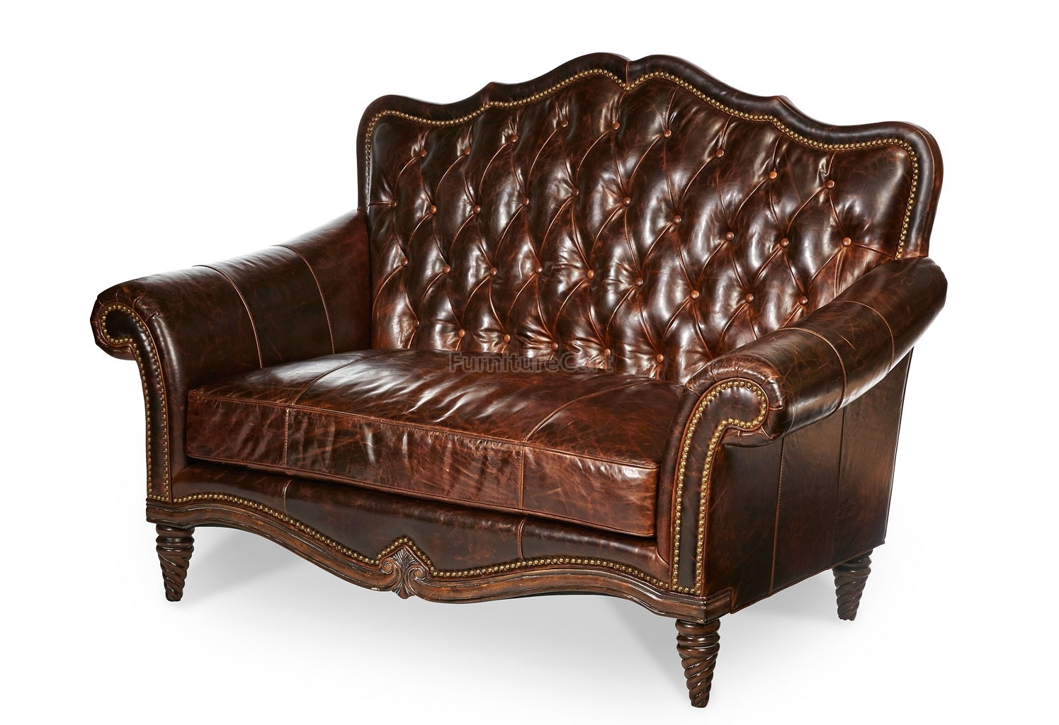 15 photos victorian leather sofas sofa ideas - Victorian living room set for sale ...
