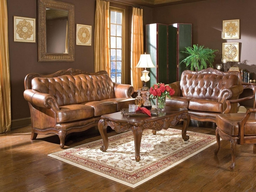 15 photos victorian leather sofas sofa ideas. Black Bedroom Furniture Sets. Home Design Ideas