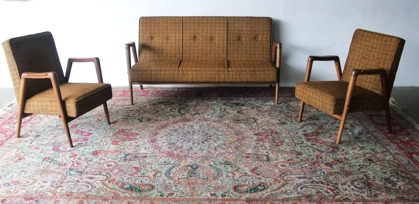 Vintage Furniture Second Charms Collection Of Sofas Armchairs For Retro Sofas And Chairs (Image 15 of 15)