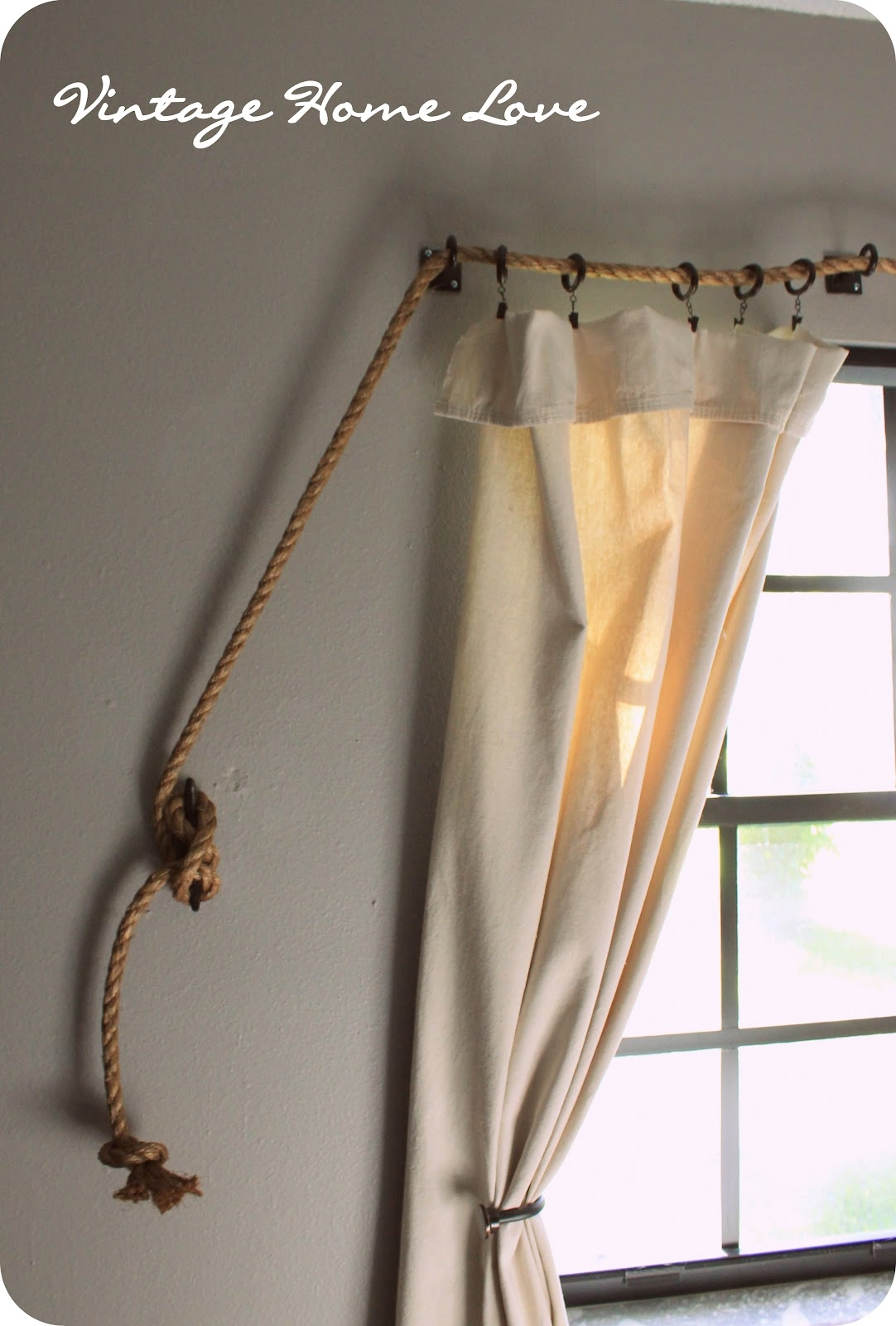 25 Nautical Curtain Rods Curtain Ideas
