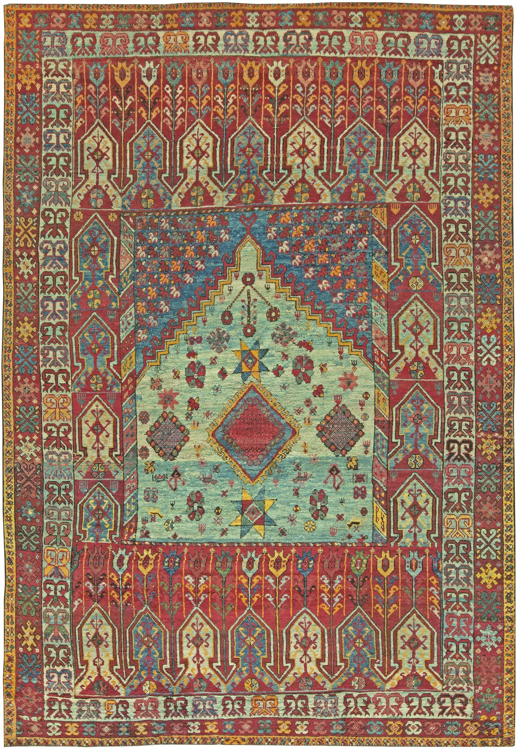 Vintage Moroccan Rug Bb6039 Doris Leslie Blau Pertaining To Moroccan Rugs (Image 13 of 15)
