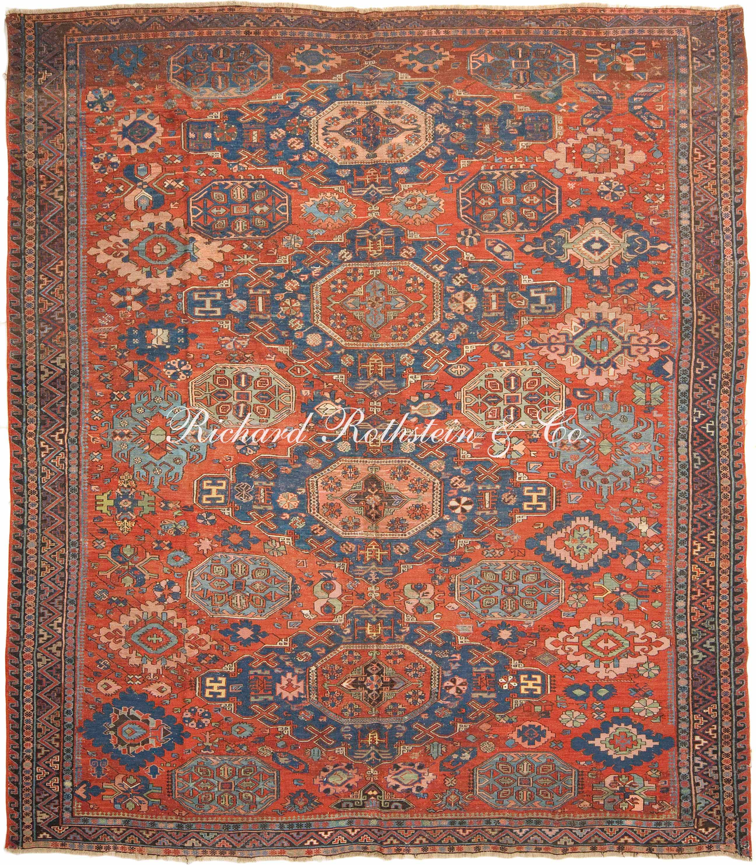 Vintage Oriental Rugs Roselawnlutheran Pertaining To Oriental Persian Rugs (Image 15 of 15)