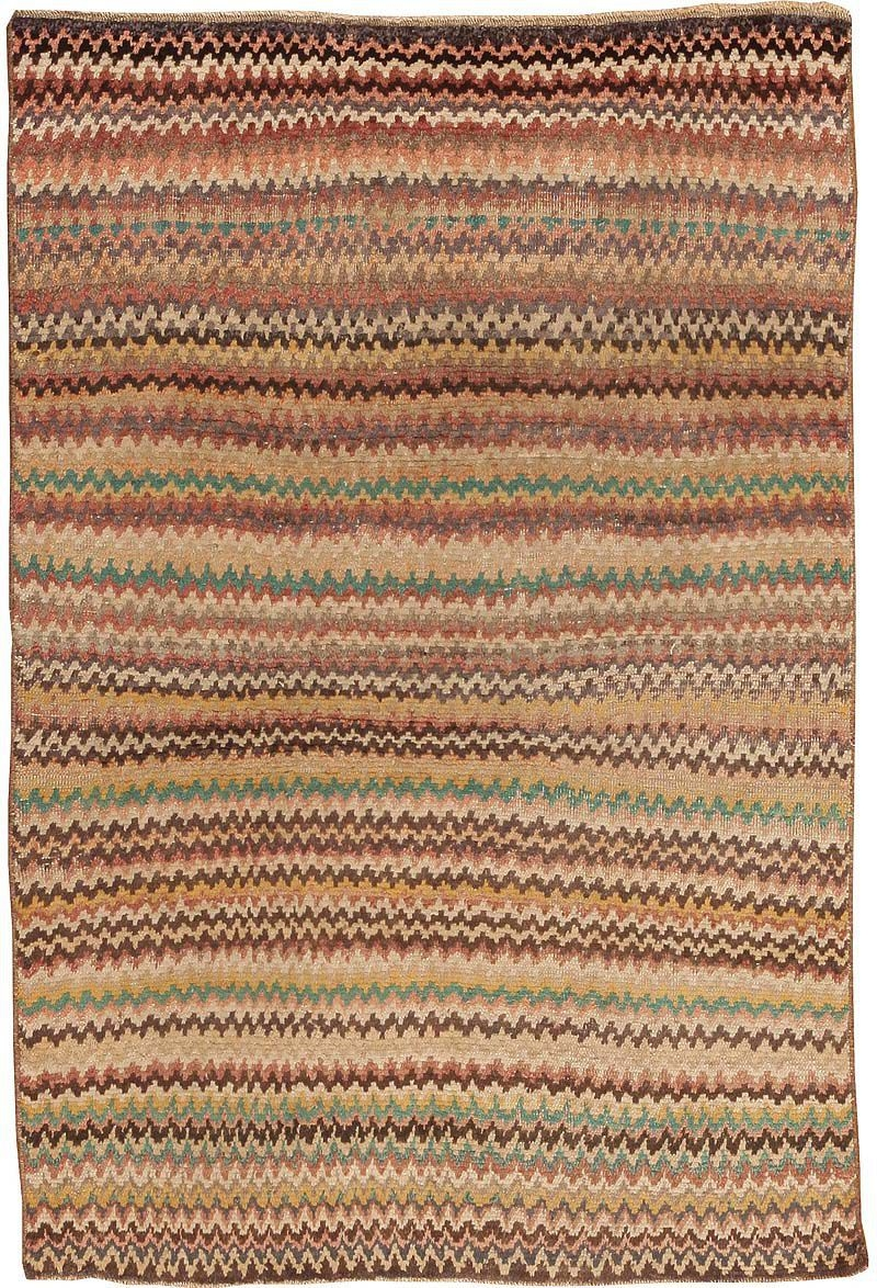Vintage Persian Gabbeh Rug 44571 Nazmiyal Collection Regarding Gabbeh Rugs (Image 12 of 15)