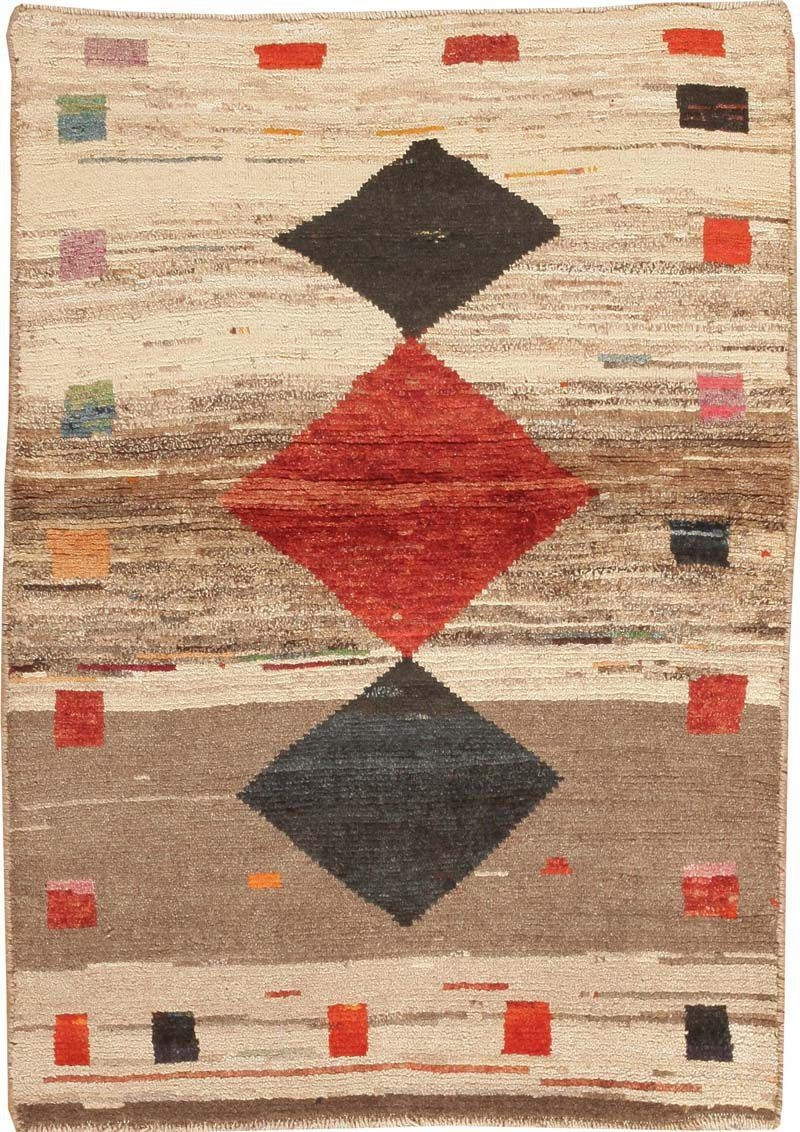 Vintage Persian Gabbeh Rug 44576 Nazmiyal Nyc With Regard To Gabbeh Rugs (Image 13 of 15)