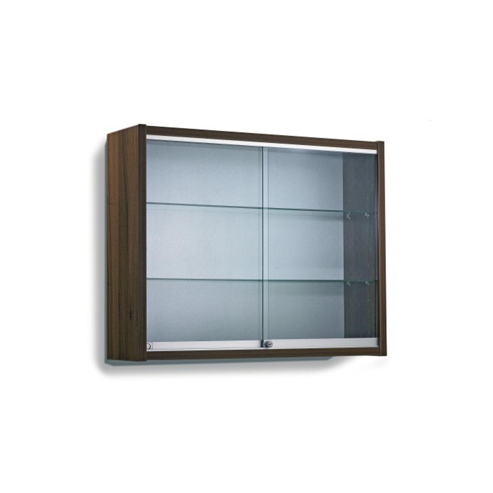 Wall Display Shelves Shelf Display Shadowbox Handmade Wood Wall Throughout Wall Mounted Glass Display Shelves (View 3 of 15)