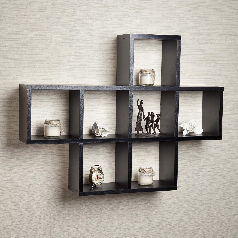Wall Shelves Design Narrow Wall Shelves For Minimalist Home Decor With Regard To Wall Shelf (View 8 of 15)