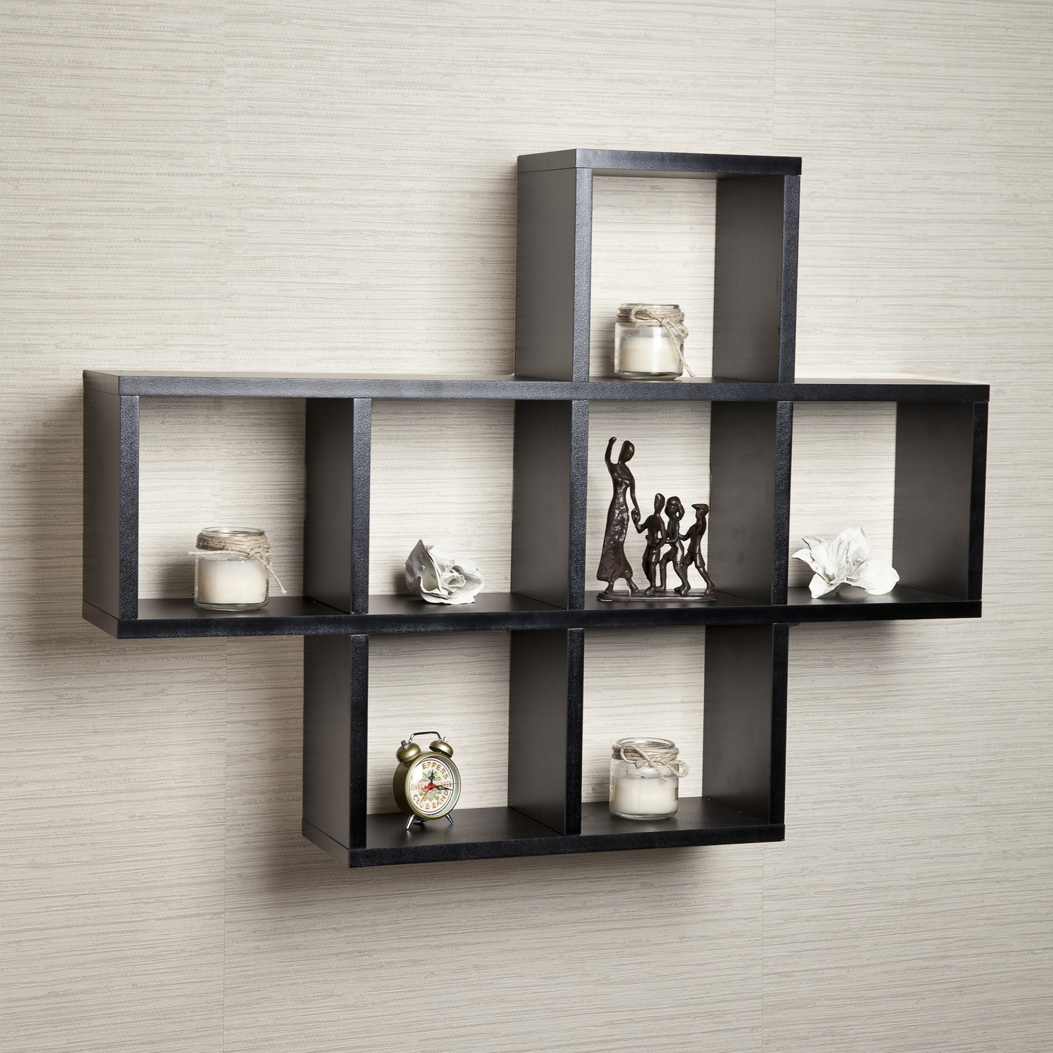 Wall Shelves Design Narrow Wall Shelves For Minimalist Home Decor Within Wall Shelves (Image 12 of 15)