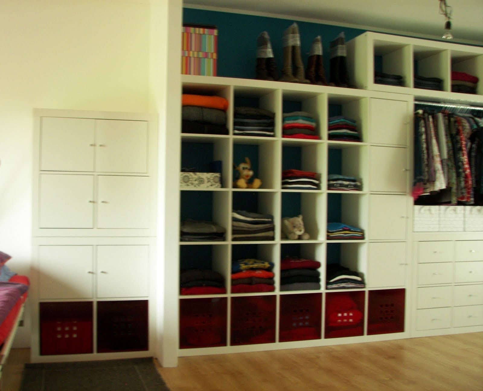 Wardrobe Cabinet Innovative Home Design Inside Bedroom Wardrobe Storages (View 10 of 25)