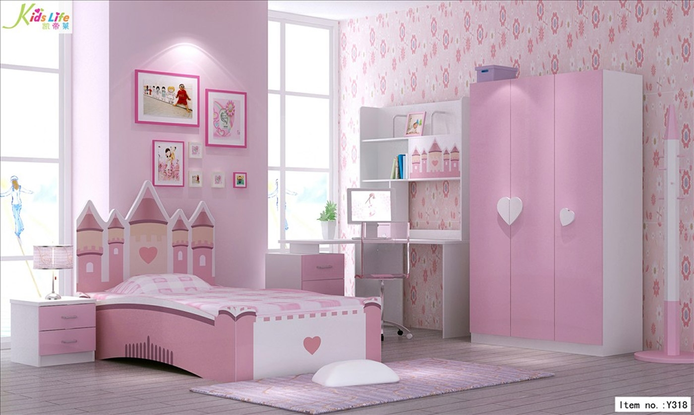 Wardrobe Childrens Bedroom Pierpointsprings Intended For Childrens Pink Wardrobes (View 7 of 25)