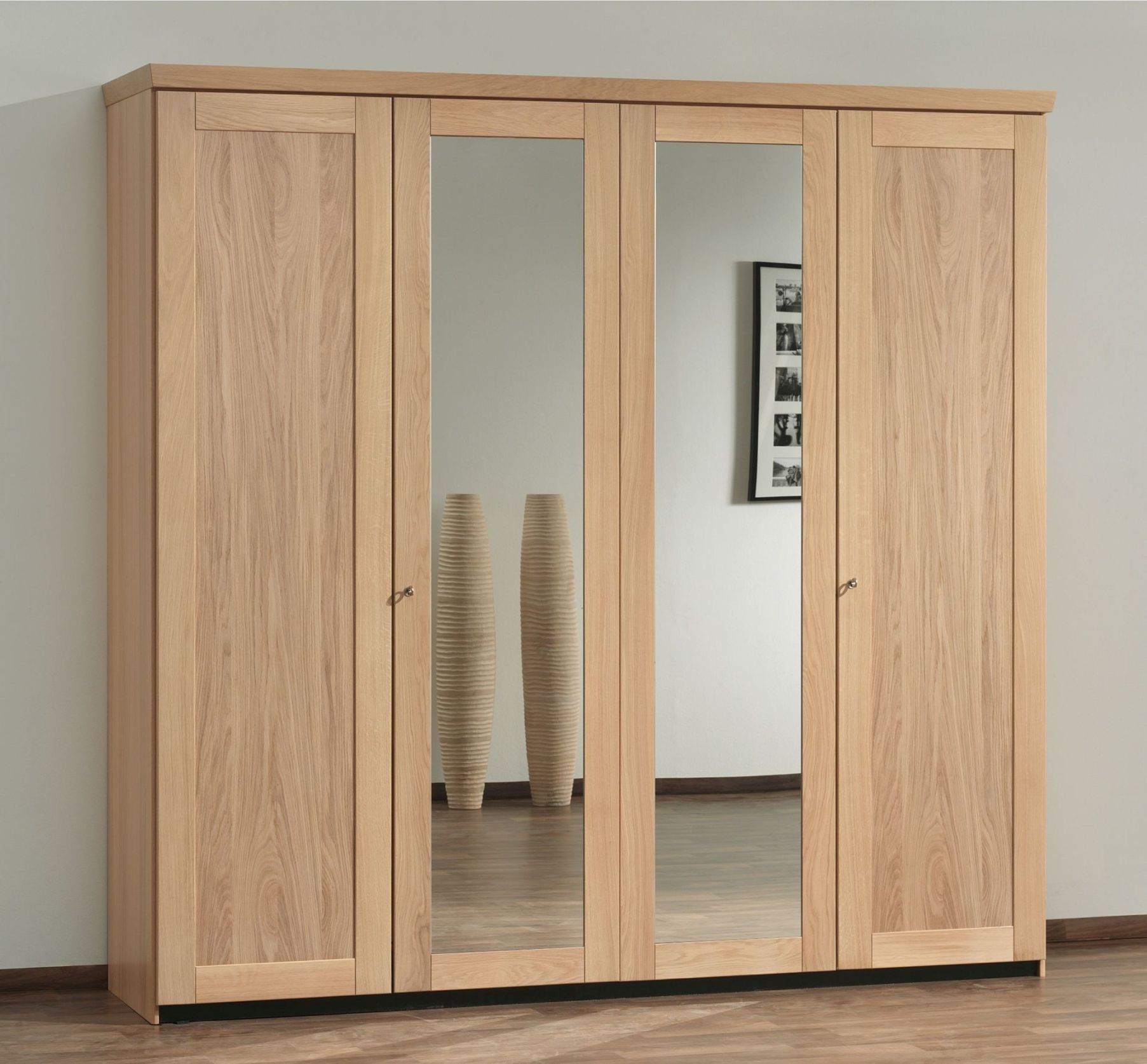 25 photos large wooden wardrobes wardrobe ideas. Black Bedroom Furniture Sets. Home Design Ideas
