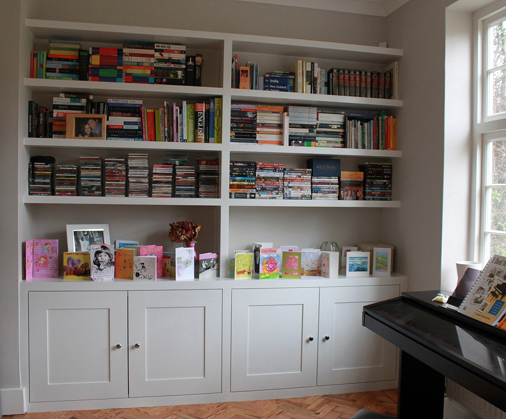 Featured Image of Fitted Shelves And Cupboards