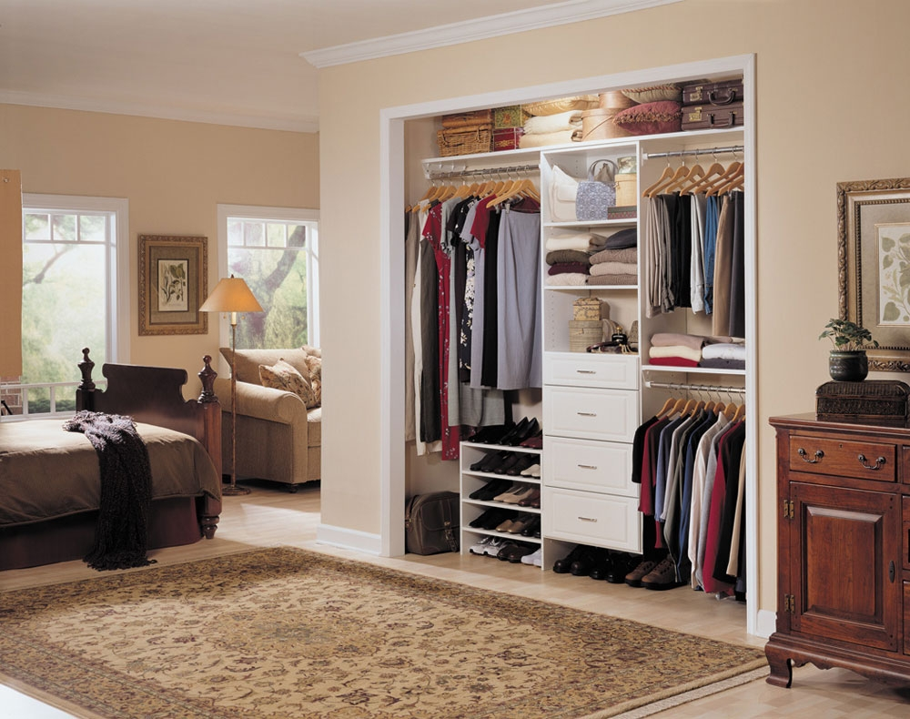 Featured Image of Bedroom Wardrobe Storages