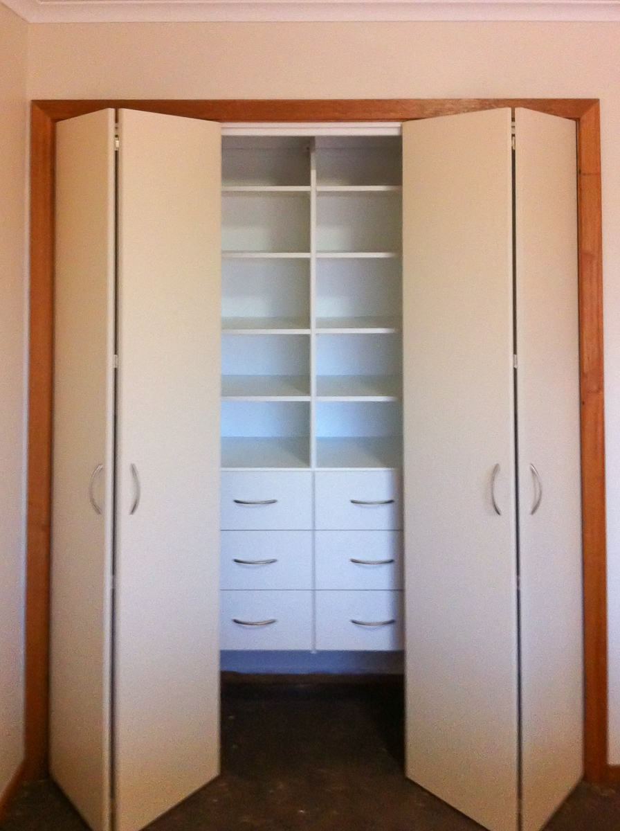 Wardrobe Doors Available In Hobart With Regard To Folding Door Wardrobes (View 2 of 25)